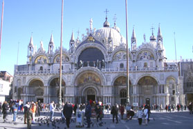 St. Mark's Basilica of Venice - Useful Information