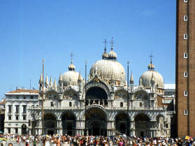 Venice St Mark's Golden Basilica Tour - Group Guided Tour